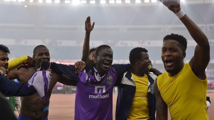 Kerala Blasters índia NorthEast United Futebol