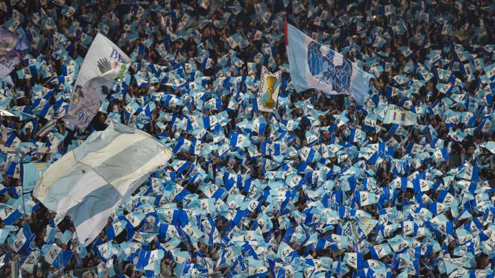La Lazio festeggia 121 anni