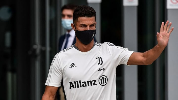 Cristiano Ronaldo Juventus Contrato Champions League