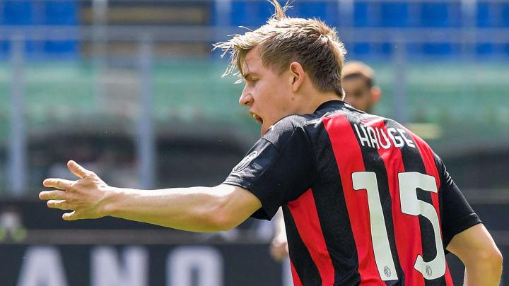 Hat Jens Petter Hauge eine Zukunft bei Milan?