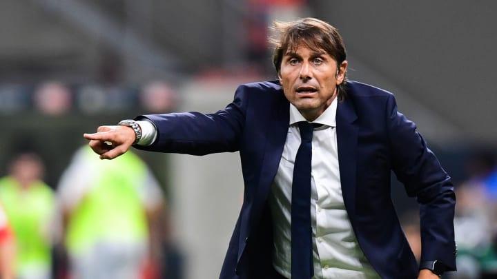 Inter Milan boss Antonio Conte has criticised the European Super League