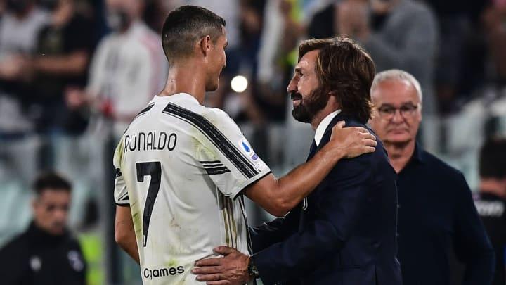 Andrea Pirlo Enjoys Dream Start As Juventus Manager With 3 0 Win Over Sampdoria