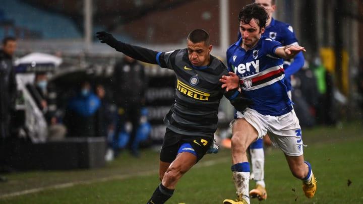 Sanchez contro Augello nella sfida del Marassi