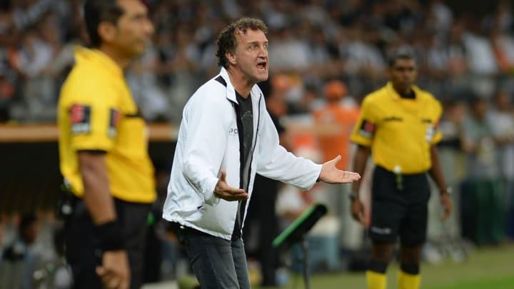Atlético-MG venceu a Libertadores em 2013, com Cuca no comando