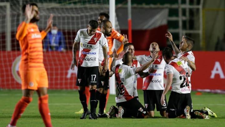 Internacional COnmebol Libertadores Always Ready