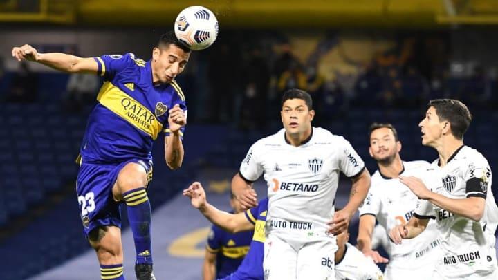 González Boca Juniors Atlético-MG Copa Libertadores