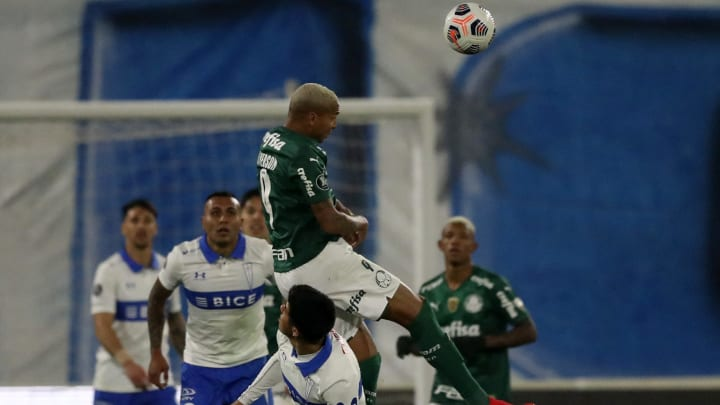 Palmeiras tem tudo para eliminar a Universidad Católica