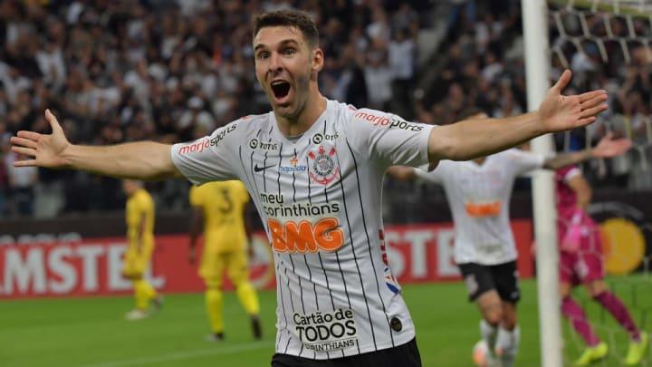 Mauro Boselli Corinthians