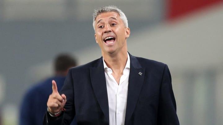 Técnico fica sem Pablo para jogo contra o Santo André