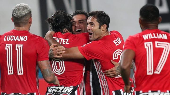 São Paulo foi o clube brasileiro de melhor estreia na Libertadores