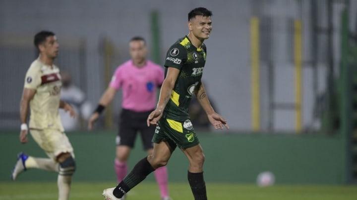 Defensa y Justicia Campeonato Argentino Palmeiras Libertadores