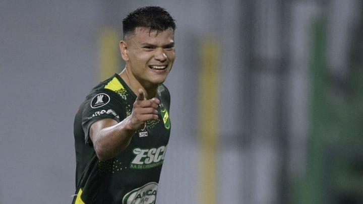 Walter Bou Defensa Justicia Libertadores