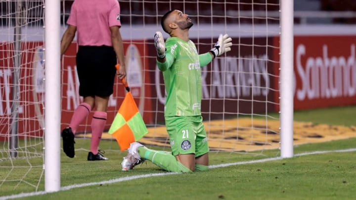 Weverton Palmeiras Copa América Eliminatórias