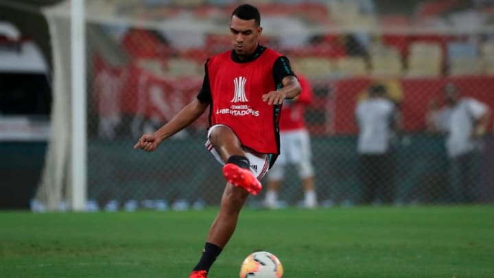Flamengo Matheuzinho