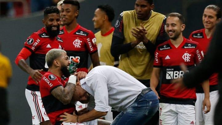 Flamengo Gabigol Brasileirão Libertadores