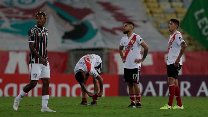 Maracanã Fluminense River Plate Libertadores
