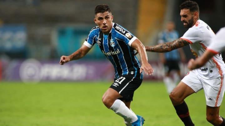 Pinares Grêmio Copa América