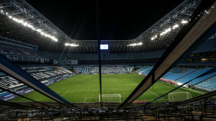 Campeonato Brasileiro Arena do Grêmio