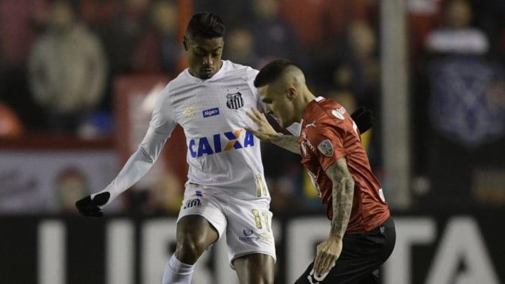 Bruno Henrique Santos Libertadores Barcelona de Guayaquil