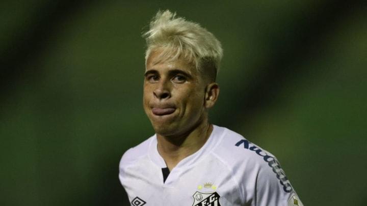 Soteldo Santos Brasileirão Libertadores