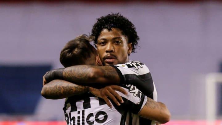 Marinho Soteldo Santos Libertadores LDU Palmeiras
