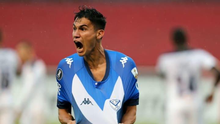 Vélez Sarsfield Pablo Galdames Brasileirão