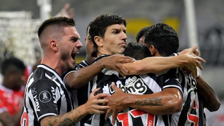 Atlético-MG Galo Libertadores Tombense Campeonato Mineiro