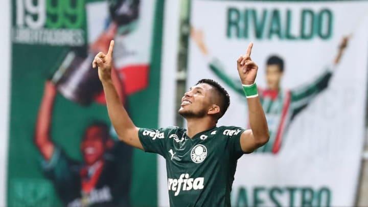 Palmeiras Rony