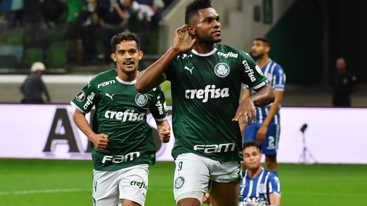 Tricolor tenta fechar com atacante do Palmeiras