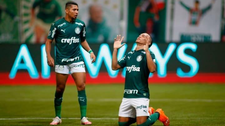 Palmeiras Gabriel Veron