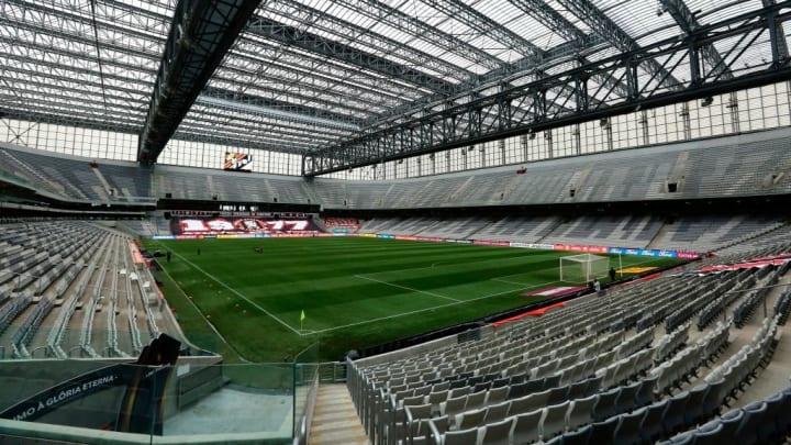 Campeonato Brasileiro  Arena Baixada Athletico Gremio