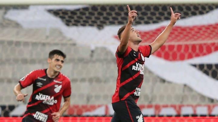 Guilherme Bissoli Athletico-PR Libertadores Cruzeiro Reforço