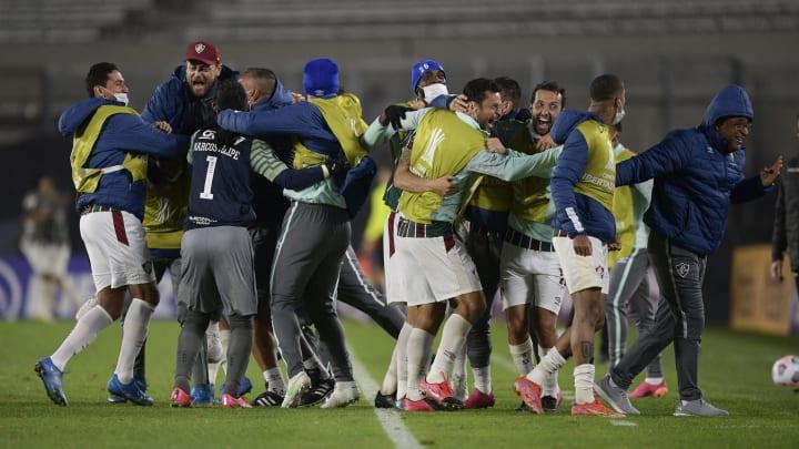 Fluminense pegará o Cerro Porteño nas oitavas da Libertadores