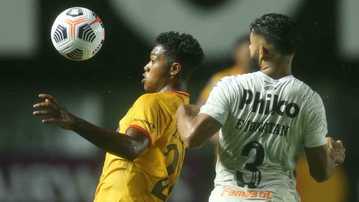Santos Barcelona Guayaquil Libertadores