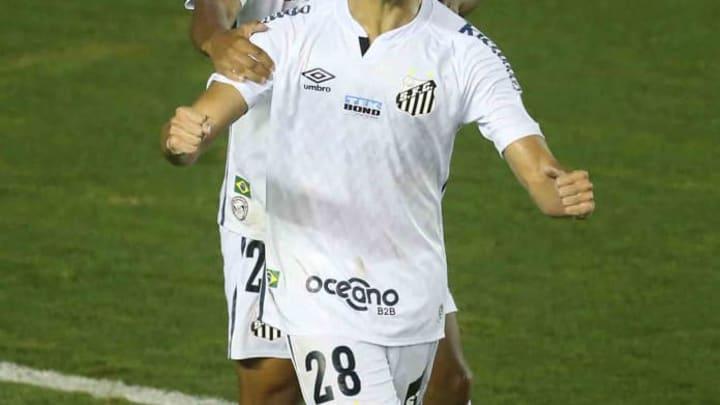 Santos Libertadores Patrocinador