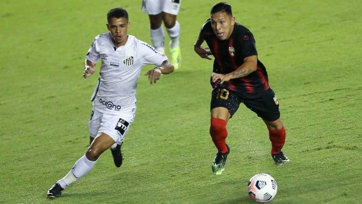 Deportivo Lara e Santos se enfrentam pela 2ª fase da Conmebol Libertadores.