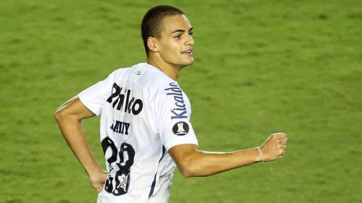 Santos Libertadores Kayky