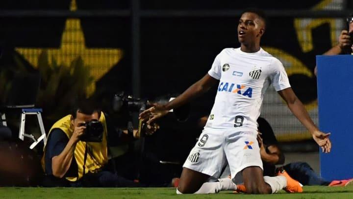 Santos Libertadores Rodrygo