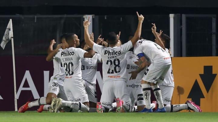 Santos Copa Brasil Juazeirense