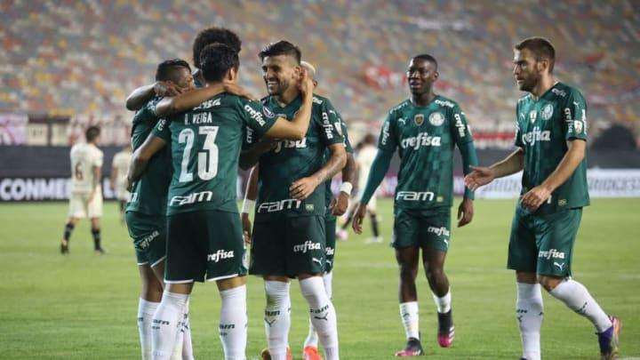 Universitario Palmeiras Copa Libertadores Independiente del Valle