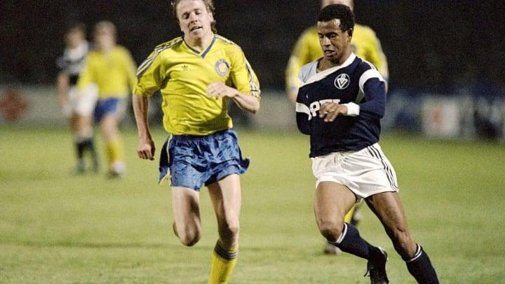 Jean Tigana a disputé plus de 250 rencontres avec Bordeaux