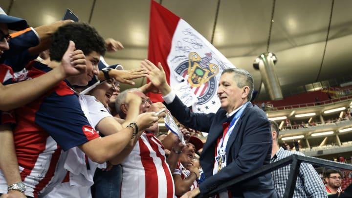 Desde que Jorge Vergara falleció los Clásicos ya no son lo mismo, falta picante en las Chivas y eso, desafortunadamente, se nota en la cancha.