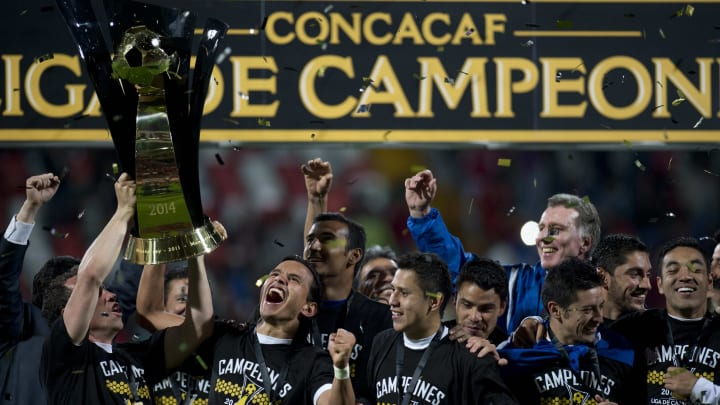 Cruz Azul campeón de la Concachampions 2014