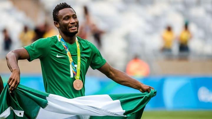 John Obi Mikel Olímpiadas Nigéria