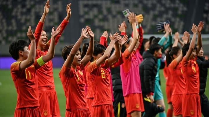 china futebol feminino