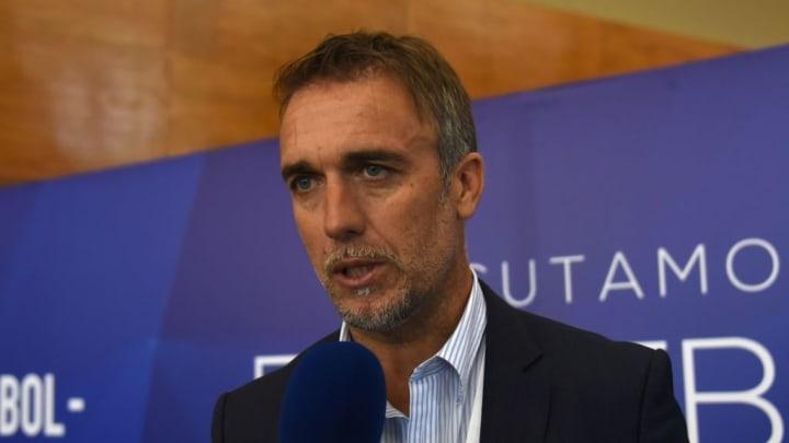 FBL-PARAGUAY-CONMEBOL-MEETING