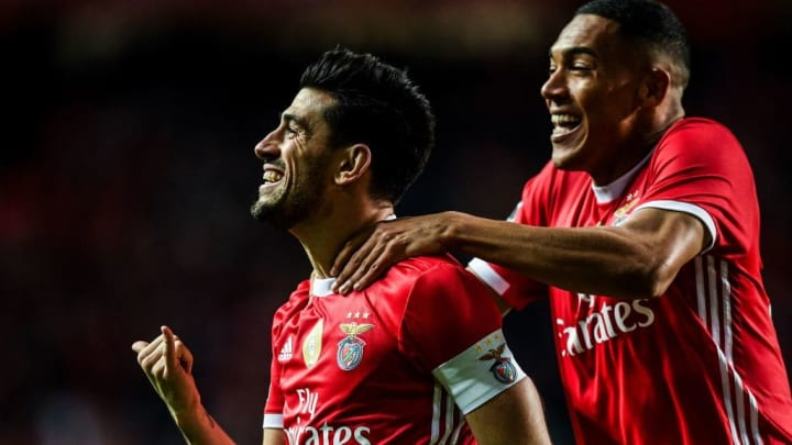 Benfica se ubicó en el segundo lugar detrás de Porto, el campeón