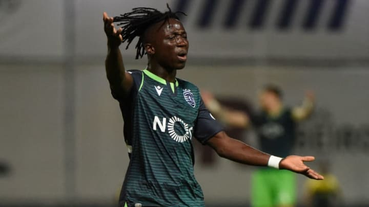 Joelson Fernandes has played just 36 minutes of senior football for Sporting CP