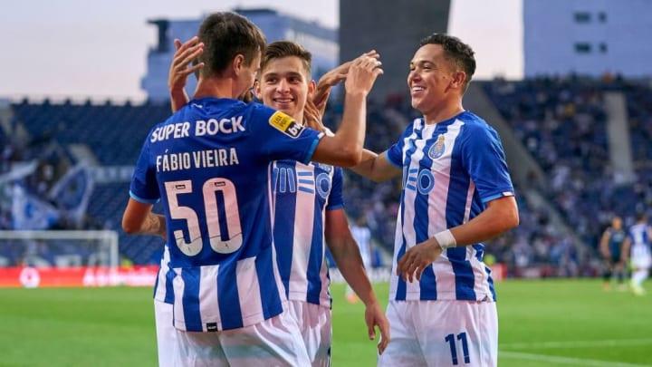 Porto Primeira Liga Champions League Elencos mais caros