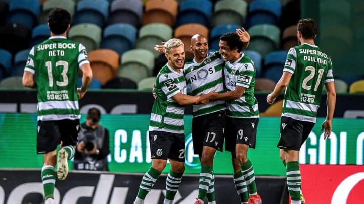 sporting lisboa campeonato portugues
